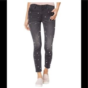 🚨HOST PIC🚨NWT 🏷 Indigo Rein Ankle Pearl Jeans 5